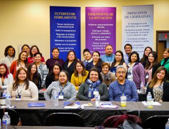 13 Avanzando Juntos Kansas Leadership Center partner provided Visit Wichita