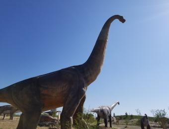 Dinosaurs on the Plains