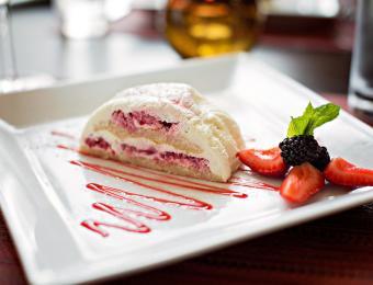 Siena Tuscan Steakhouse dessert