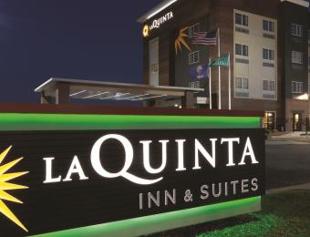 La Quinta Inn Airport Exterior Header partner provided Visit Wichita