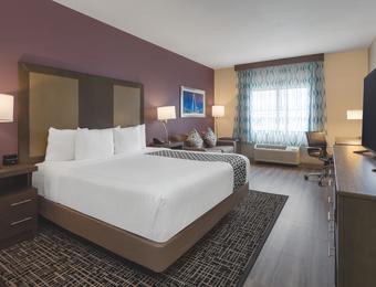La Quinta Inn Airport Guest Room partner provided Visit Wichita