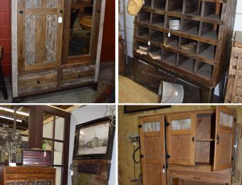 Parmount Market Antique Cabinets Visit Wichita