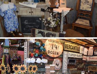 Paramount Market Antique Decor Visit Wichita