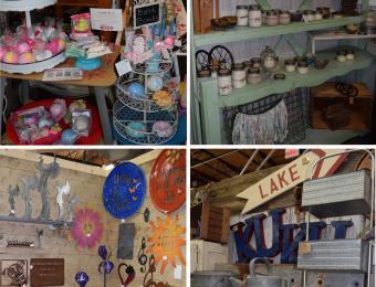 Paramount Market Antique Jars Visit Wichita