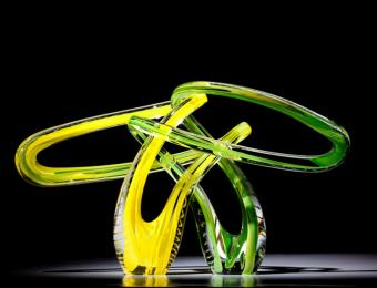 Infinity Art Glass