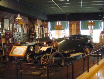 The Wichita-Sedgwick County Historical Museum
