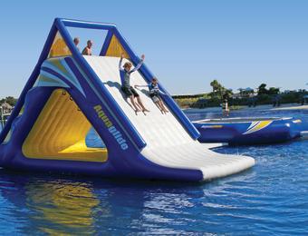 Splash Big Slide Visit Wichita