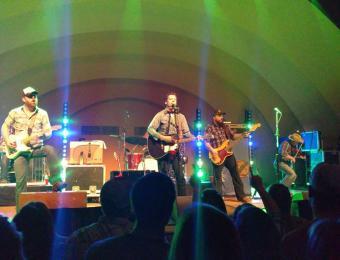 Cotillion band Visit Wichita