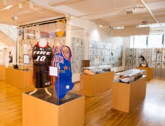 KS HoF Basketball jerseys Visit Wichita
