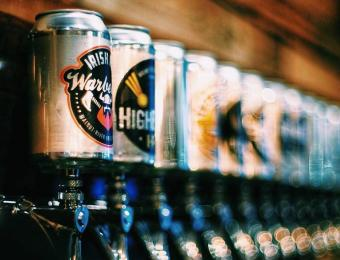 PourHouse beer can taps Visit Wichita