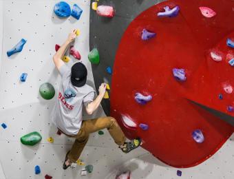 Bliss shirit climber Visit Wichita
