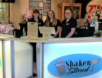 Shaken or Stirred at event Visit Wichita
