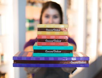 Cocoa OT Boxstack Visit Wichita