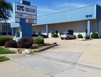 Retail Data exterior Visit Wichita