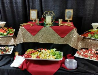 Culinary Catering appetizers 1 Visit Wichita