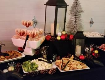 Culinary Catering appetizers Visit Wichita