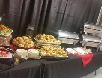 Culinary Catering Buffet Visit Wichita