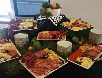 Culinary Catering Charcuterie Visit Wichita