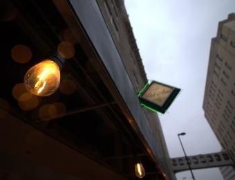 Cafe Bel Ami Outside