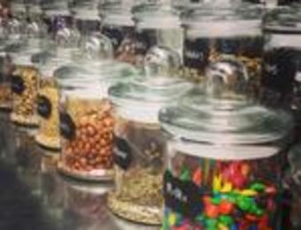 Candy Canisters