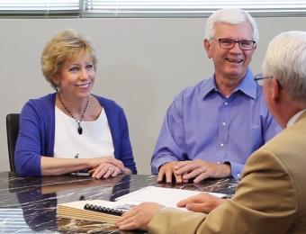 Foulston Clients Visit Wichita