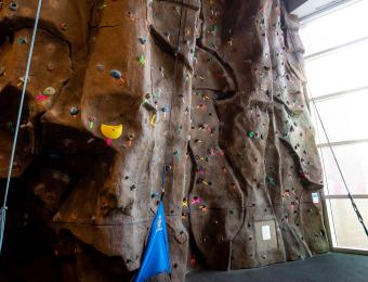 Climbing Wall North YMCA