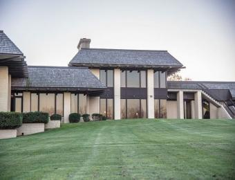 Crestview CC Clubhouse Visit Wichita