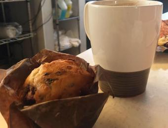 Il Primo coffee & muffin Visit Wichita