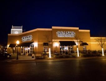 Deano's night exterior Visit Wichita