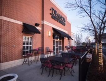 Deano's patio Visit Wichita