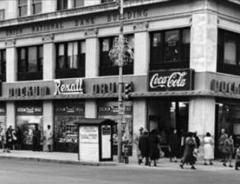 Original Dockum Drug store