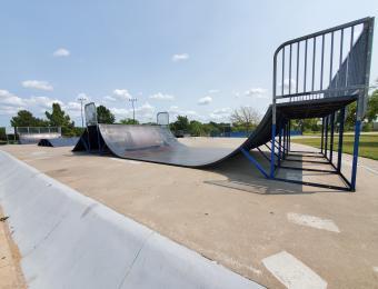 Edgemoor Park Skate Park