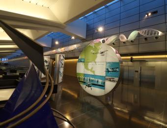 Dwight D. Eisenhower Airport Interior 1