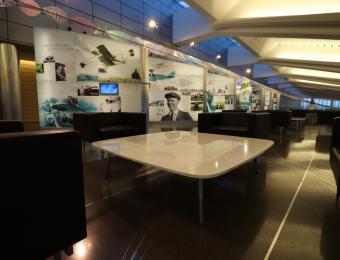 Dwight D. Eisenhower Airport Interior 2