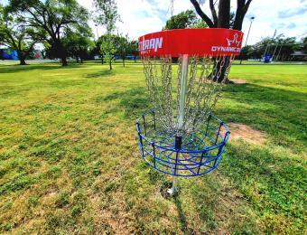 Evergreen Disc Golf