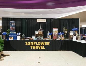 Sunflower Travel Exhibit Visit Wichita