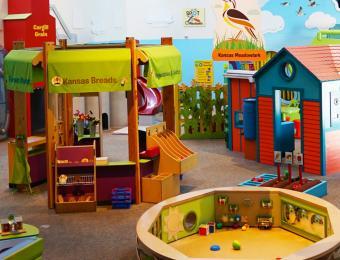 Exploration Place Kansas Kids Connect