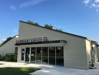 Fairmount Coffee exterior Visit Wichita