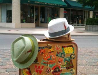 Hatman Jack's exterior Visit Wichita
