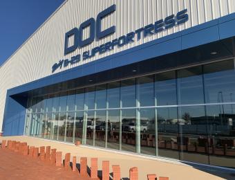 B-20Doc building front Visit Wichita
