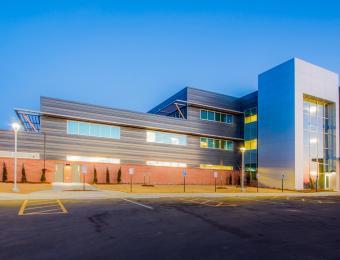 GLMV Architecture - Police Station