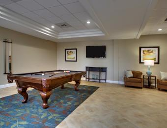 Candlewood Suites Wichita East Game room