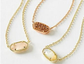 Gold Necklaces Kendra Scott