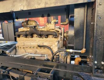 Great Plains Transportation Museum Engine