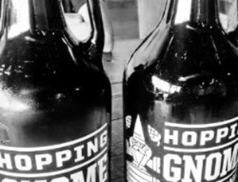 Hopping Gnome Growler Visit Wichita