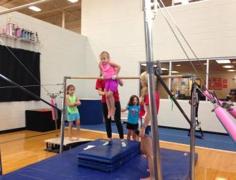 Gymnastics El Dorado YMCA