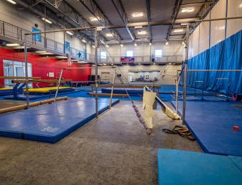 Gymnastics South YMCA