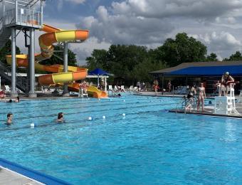 Harvest Park Pool