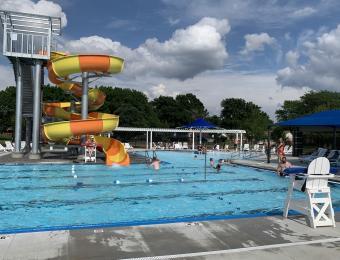 Harvest Park Pool 4