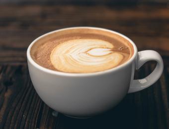 Flavors latte